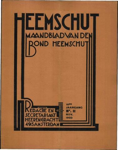 Heemschut - Tijdschrift 1924-2018 1933-11-01