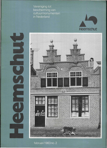 Heemschut - Tijdschrift 1924-2018 1983-02-01