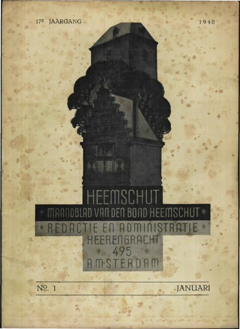 Heemschut - Tijdschrift 1924-2018 1940-01-01