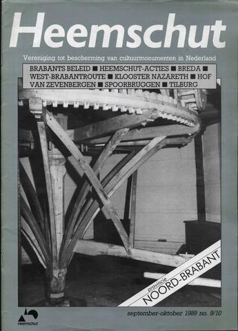 Heemschut - Tijdschrift 1924-2018 1989-10-01