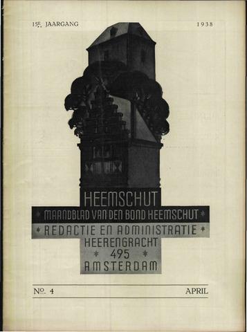 Heemschut - Tijdschrift 1924-2018 1938-04-01
