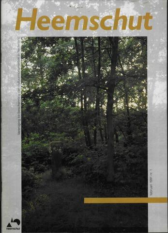 Heemschut - Tijdschrift 1924-2018 1991-02-01