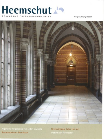 Heemschut - Tijdschrift 1924-2018 2009-04-01