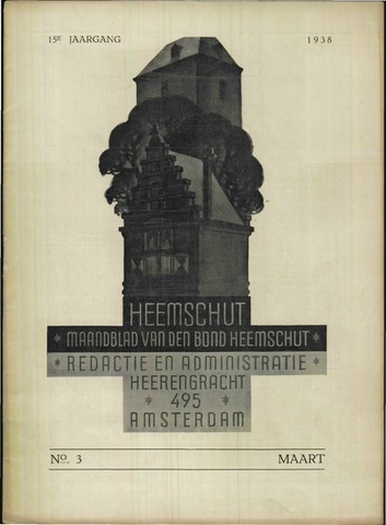 Heemschut - Tijdschrift 1924-2018 1938-03-01