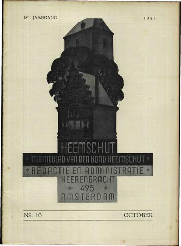 Heemschut - Tijdschrift 1924-2018 1941-10-01