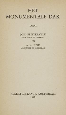 Heemschutserie - Boekje 1941-1954 1948-03-01