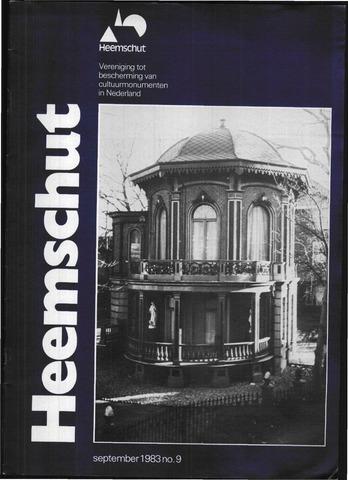 Heemschut - Tijdschrift 1924-2018 1983-09-01