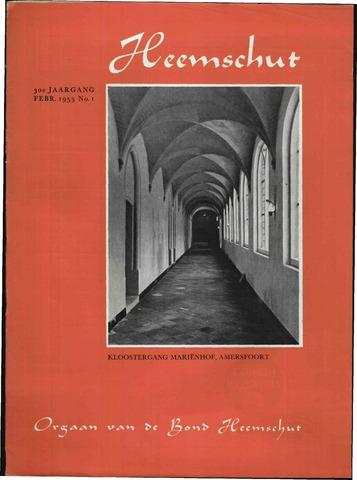 Heemschut - Tijdschrift 1924-2018 1953