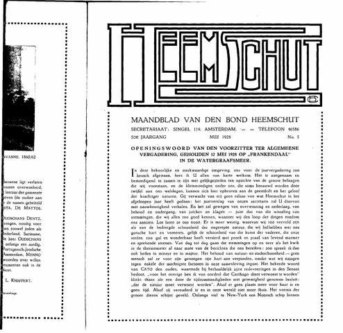 Heemschut - Tijdschrift 1924-2018 1928-05-01