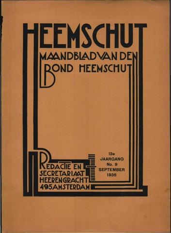 Heemschut - Tijdschrift 1924-2018 1936-09-01
