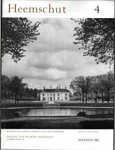 Heemschut - Tijdschrift 1924-2018 1966-08-01