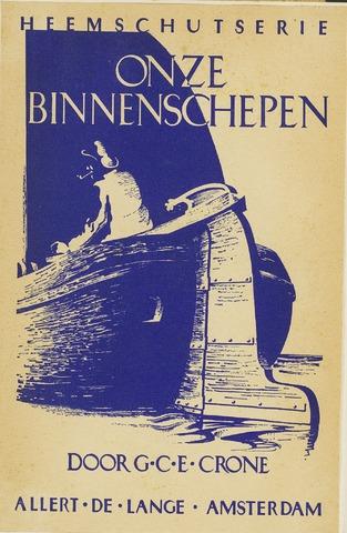 Heemschutserie - Boekje 1941-1954 1944-05-01