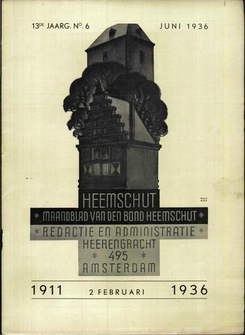 Heemschut - Tijdschrift 1924-2018 1936-06-01
