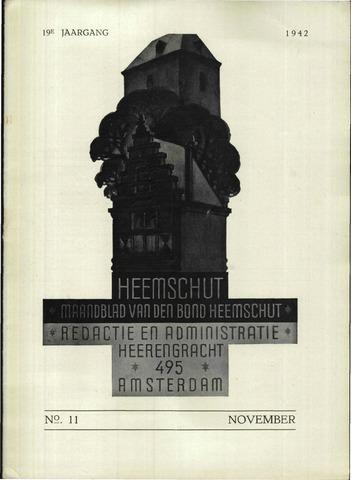Heemschut - Tijdschrift 1924-2018 1942-11-01