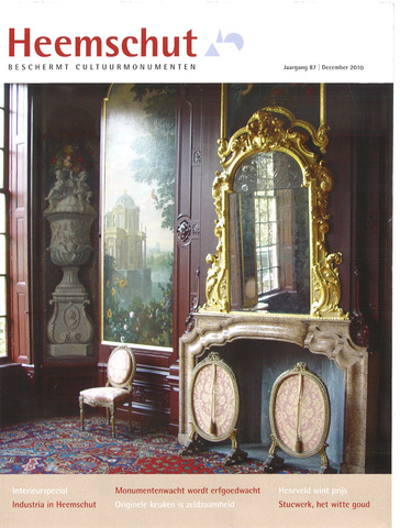 Heemschut - Tijdschrift 1924-2018 2010-12-01