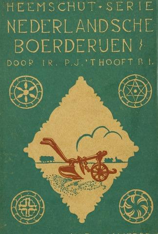 Heemschutserie - Boekje 1941-1954 1944-01-01