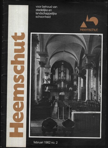 Heemschut - Tijdschrift 1924-2018 1982-02-01