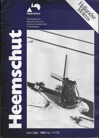 Heemschut - Tijdschrift 1924-2018 1984-12-01