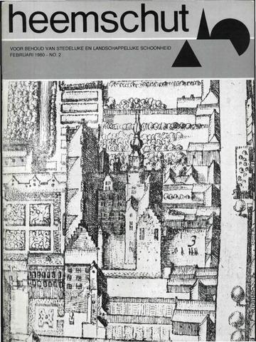 Heemschut - Tijdschrift 1924-2018 1980-02-01