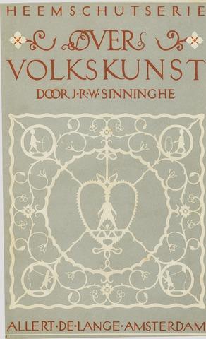 Heemschutserie - Boekje 1941-1954 1943-07-01