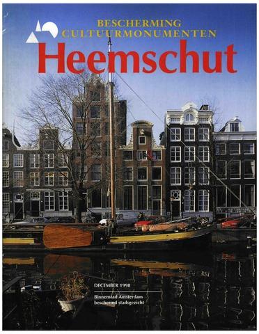 Heemschut - Tijdschrift 1924-2018 1998-12-01