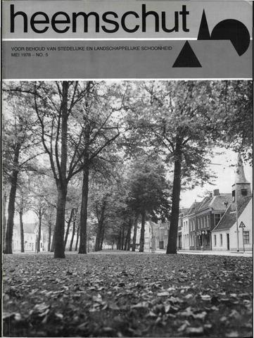Heemschut - Tijdschrift 1924-2018 1978-05-01