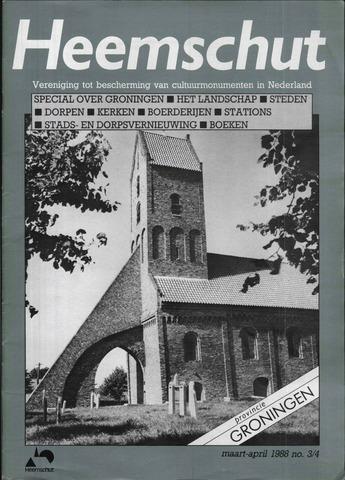 Heemschut - Tijdschrift 1924-2018 1988-03-01