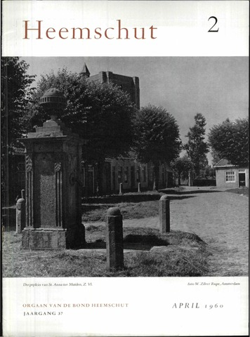Heemschut - Tijdschrift 1924-2018 1960-04-01