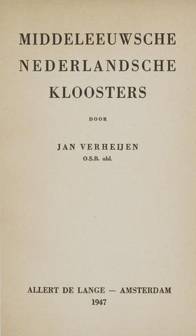 Heemschutserie - Boekje 1941-1954 1947-03-02