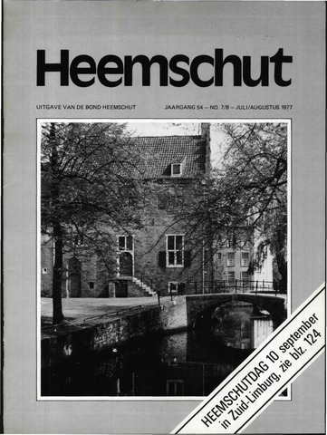 Heemschut - Tijdschrift 1924-2018 1977-07-01