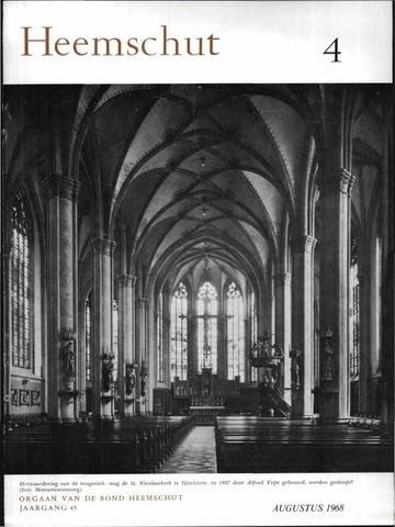 Heemschut - Tijdschrift 1924-2018 1968-08-01
