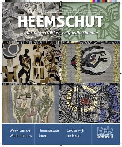 Heemschut - Tijdschrift 1924-2018 2013-09-03
