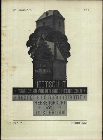 Heemschut - Tijdschrift 1924-2018 1940-02-01