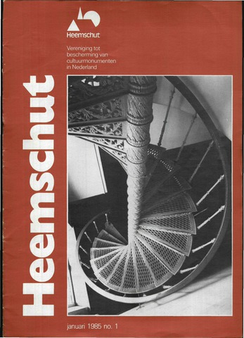 Heemschut - Tijdschrift 1924-2018 1985