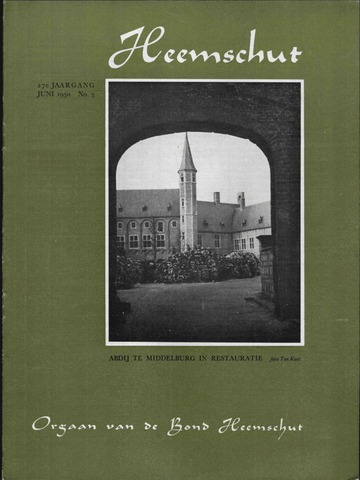 Heemschut - Tijdschrift 1924-2018 1950-06-01