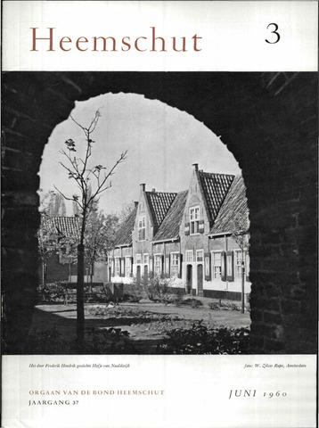 Heemschut - Tijdschrift 1924-2018 1960-06-01