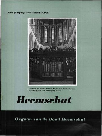 Heemschut - Tijdschrift 1924-2018 1958-12-01