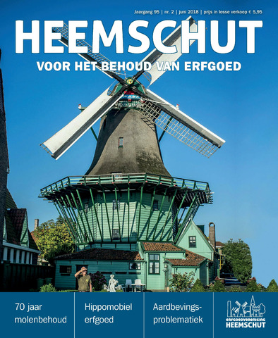 Heemschut - Tijdschrift 1924-2018 2018-06-01