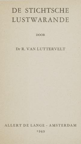 Heemschutserie - Boekje 1941-1954 1949-02-01