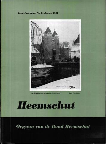 Heemschut - Tijdschrift 1924-2018 1957-10-01