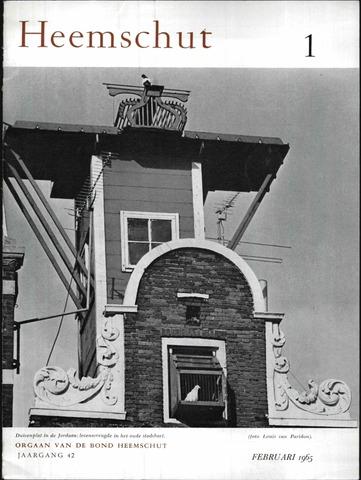 Heemschut - Tijdschrift 1924-2018 1965-02-01