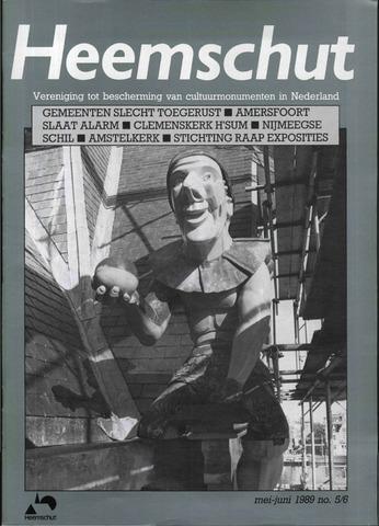 Heemschut - Tijdschrift 1924-2018 1989-06-01