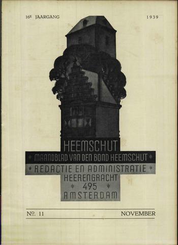 Heemschut - Tijdschrift 1924-2018 1939-11-01