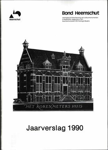 Jaarverslag 1912-1923, 1990-2014 1990-01-01