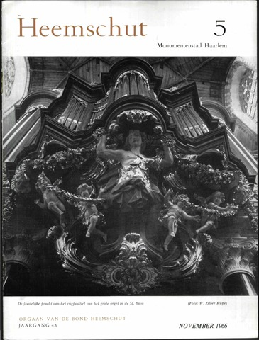 Heemschut - Tijdschrift 1924-2018 1966-10-01