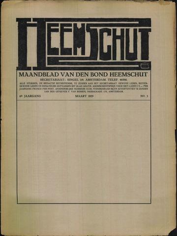 Heemschut - Tijdschrift 1924-2018 1929-03-01
