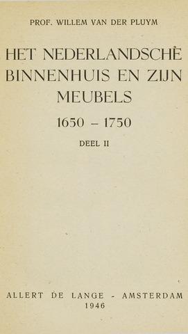 Heemschutserie - Boekje 1941-1954 1946-06-01