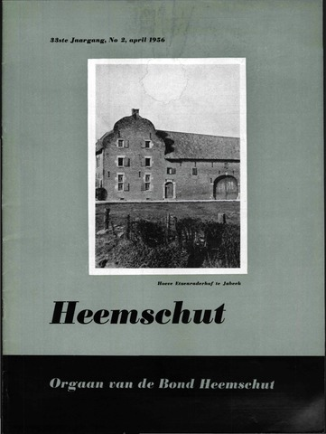 Heemschut - Tijdschrift 1924-2018 1956-04-01