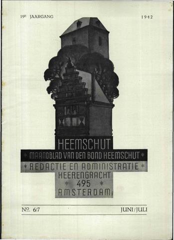 Heemschut - Tijdschrift 1924-2018 1942-06-01