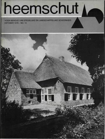 Heemschut - Tijdschrift 1924-2018 1978-10-01